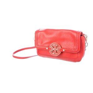 Tory Burch Red Amanda Crossbody Bag